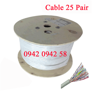 Cáp mạng Commscope AMP cat5e 25 pair PN: 1499418-1