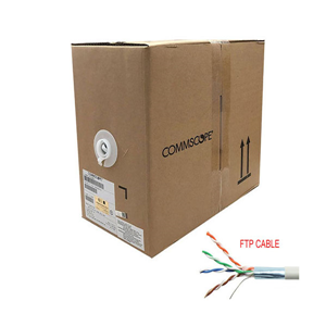 CÁP MẠNG COMMSCOPE CAT5 MÃ 0-219413-2 FTP AMP CATEGORY 5E