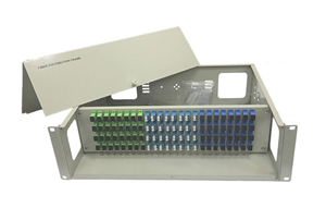 HỘP QUANG ODF 96 CORE, LẮP RACK 19 INCH